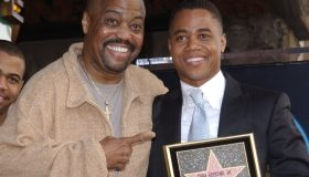 Cuba Gooding Jr. Gets Hollywood Star